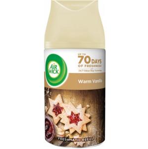 Airwick Freshmatic Warm Vanilla náhradní náplň pro elektrický difuzér, 250 ml