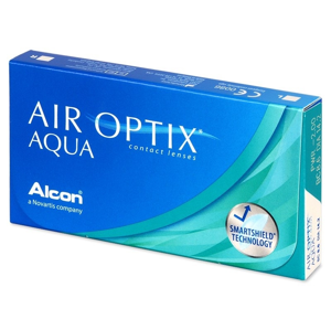 Alcon Alcon Air Optix Aqua 6 čoček +1,25