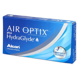 Alcon Alcon Air Optix Plus HydraGlyde 6 čoček +4,75