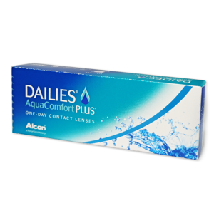 Alcon Dailies AquaComfort Plus 30 čoček -1,50