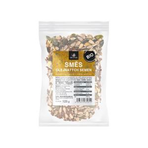 Allnature Směs semínek BIO 125 g