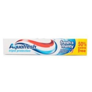Aquafresh pasta Zubní pasta Fresh & Minty 100ml