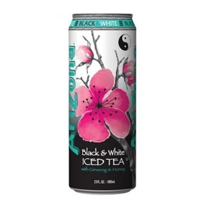 Arizona Black & White Iced Tea 680 ml