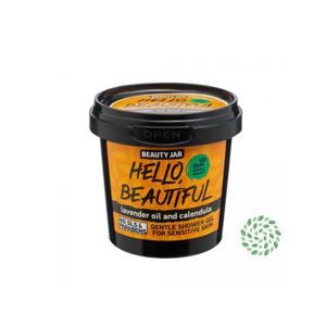 Beauty Jar - HELLO, BEAUTIFUL sprchový gel 250 ml