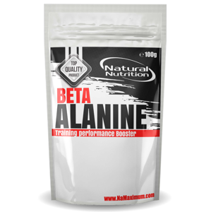 Beta Alanine Natural 100g Natural 100g