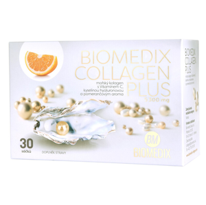 Biomedix Biomedix Collagen Plus Pomeranč