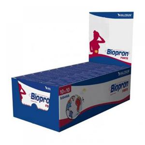 Biopron Biopron Forte box 10x10 tob. - SLEVA - EXPIRACE 8/2019