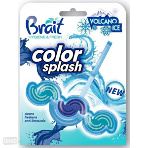 Brait WC blok Color Splash Volcano Ice 45 g