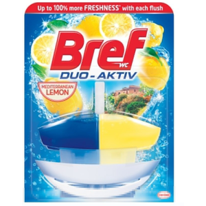 Bref duo activ Lemon závěs 50ml