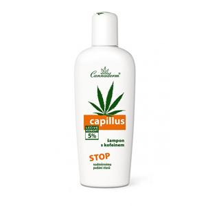 Cannaderm Cannaderm Capillus šampon s kofeinem 150 ml