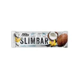 Chia Shake Proteinová tyčinka SLIMBAR vanilka+kokos 30g