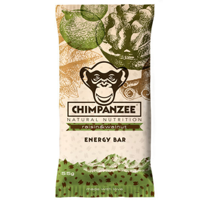 Chimpanzee Energy bar Raisin - Walnut 55 g
