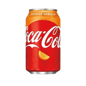 Coca Cola Orange Vanilla 355ml (USA)