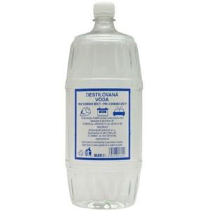 Destilovaná voda 2 l