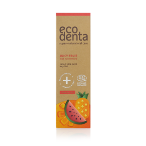Dětská pasta Juicy Fruit - Ecodenta - 75ml