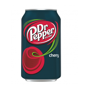 Dr. Pepper Cherry USA 355ml