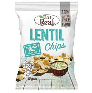Eat Real Lentil Creamy Dill 113 g