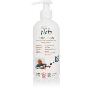 Eco Naty Dětské ECO tělové mléko 200 ml