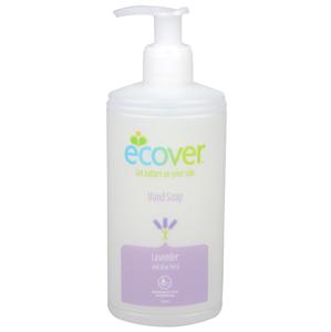 Ecover Tekuté mýdlo s levandulí a aloe 250 ml - SLEVA - poškozená etiketa
