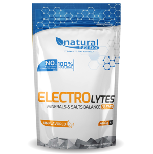 Electrolytes - elektrolyty Natural 100g Natural 100g