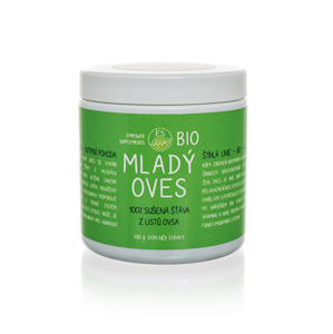 Empower Supplements Bio Mladý oves 100 g