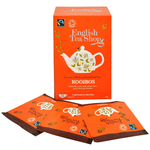 English Tea Shop Čistý čaj Rooibos 20 sáčků