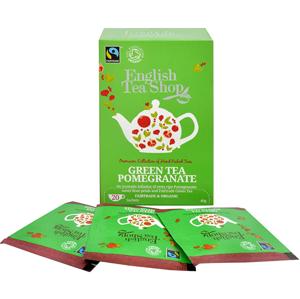 English Tea Shop Zelený čaj s granátovým jablkem 20 sáčků