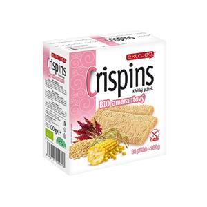 EXTRUDO Bio Crispins amarantový plátek 100 g