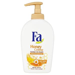 Fa Honey Crème krémové tekuté mýdlo Golden Iris Scent 250 ml