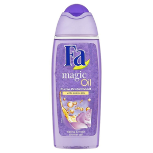 Fa Magic Oil sprchový gel s vůní fialové orchideje 250 ml