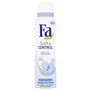 Fa Soft & Control antiperspirant Caring Lila 150 ml
