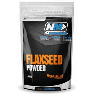 FlaxSeed Powder - prášek z lněných semínek Natural 400g Natural 400g
