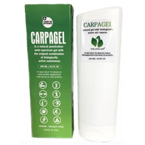 For long life Carpagel 200 ml