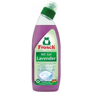 Frosch WC Gel Levandule ekologický čistič WC, 750 ml
