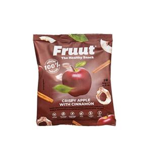 Fruut Sušené jablečné křupavé plátky se skořicí 20 g