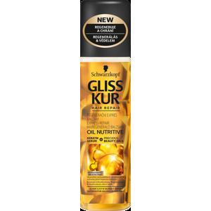 Gliss Kur Oil Nutritive regenerační expres balzám 200 ml