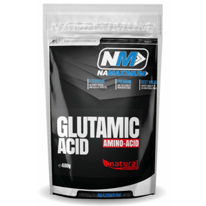 Glutamic Acid - Kyselina glutamová Natural 400g Natural 400g
