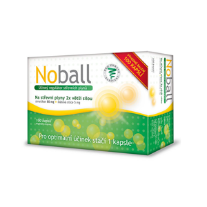 GreenSwan Noball 100 kapslí