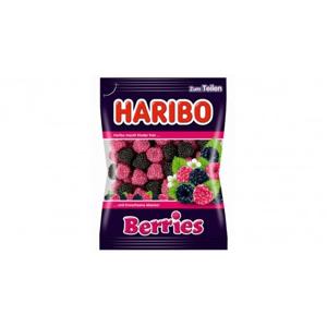 Haribo Berries želé s ovocnou příchutí 100g