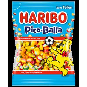 Haribo Pico Balla 100 g