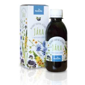 Herbally JÁRA bylinný sirup s propolisem a aronií 200 ml
