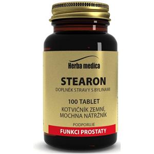 HerbaMedica Stearon 50g - prostata 100 tablet