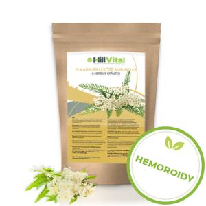 Hillvital | Čaj Aurumflex - na hemoroidy 150 g