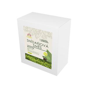 Iswari Bio snídaňová směs Matcha 3200 g