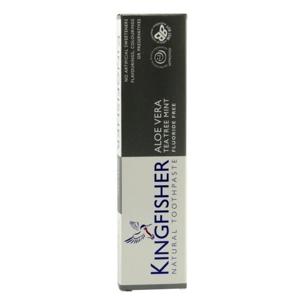 Kingfisher Zubní pasta Kingfisher Aloe, Tea tree & Máta 100 ml