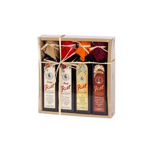 Kitl Kitl Apatyka (4 x 250 ml) dárkové balení