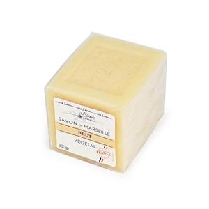 """La Cigale Marseillské mýdlo """"Cube"""" – Brut 300 g"""