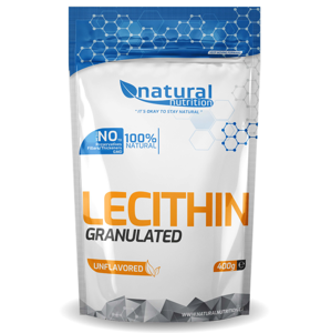 Lecithin granulated - Lecitin sójový 92% granulovaný Natural 100g Natural 100g