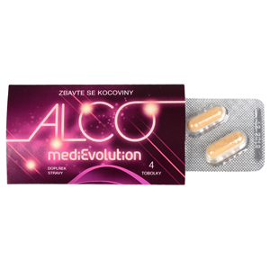 MediEvolution Alco Evolution 4 tobolky