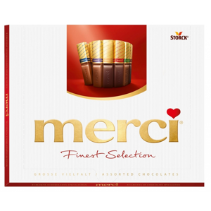 Merci Finest Selection mix kolekce 250 g